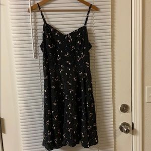 90s Inspired Strappy Dress